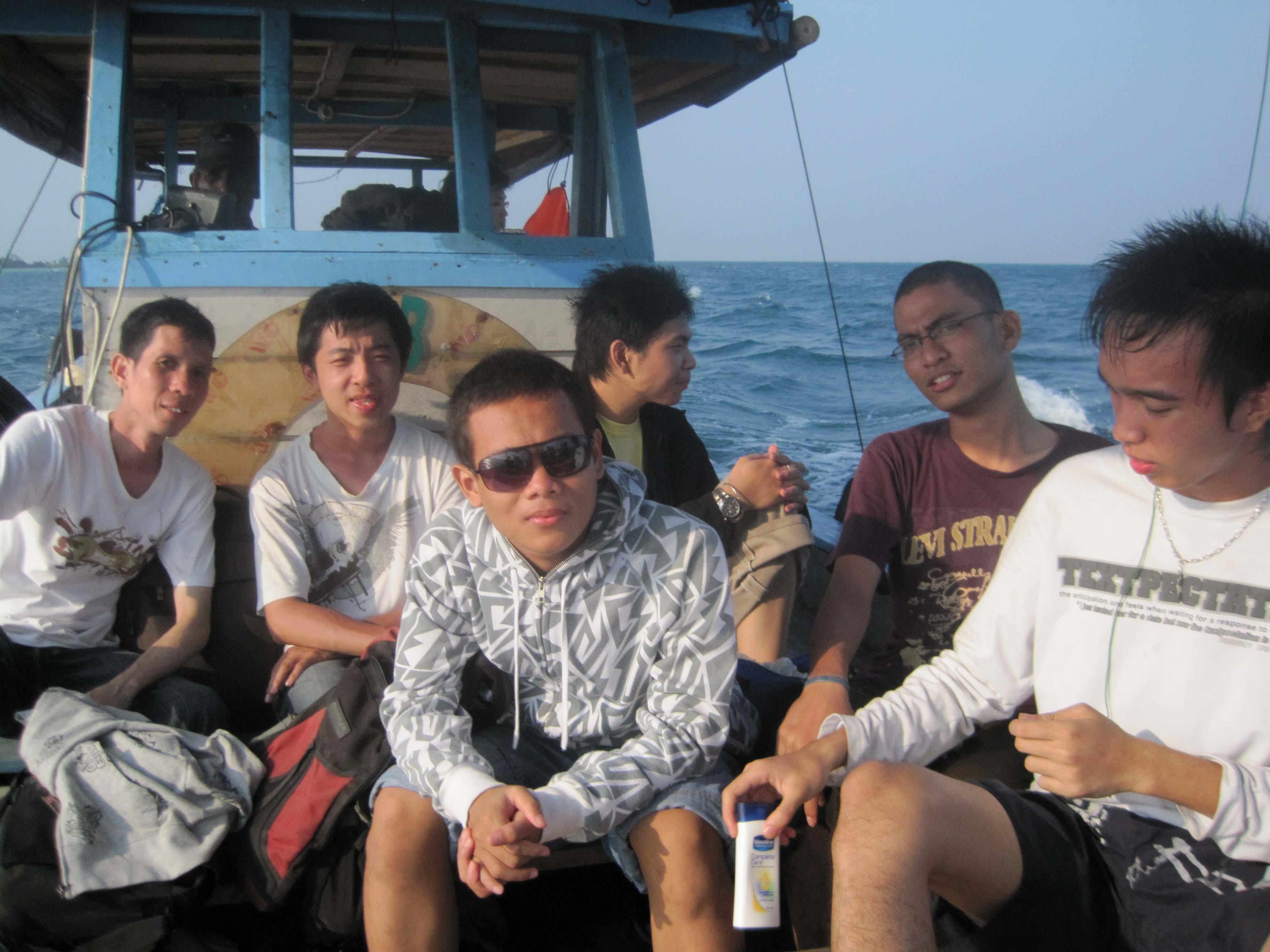 Lagi Foto di Pulau Seribu